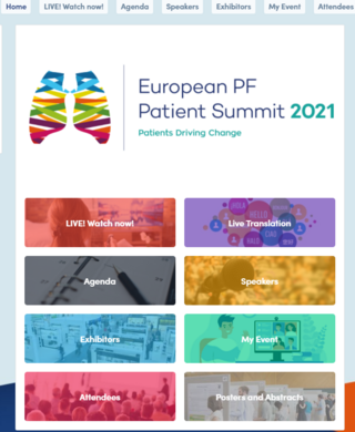 Summit's conference page to open on 9th April 2021