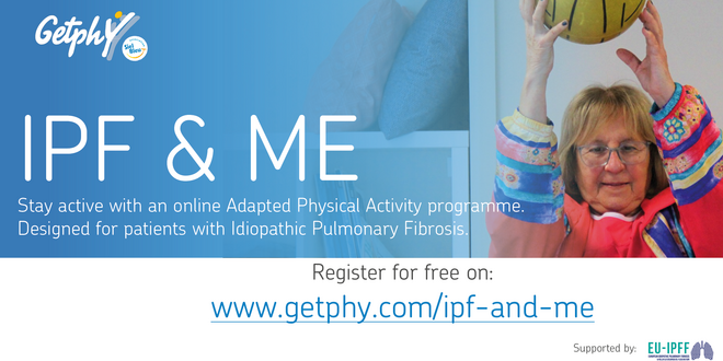 EU-IPFF & the IPF & Me Exercise Programme